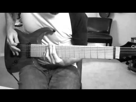 Deftones - Poltergeist (guitar cover)