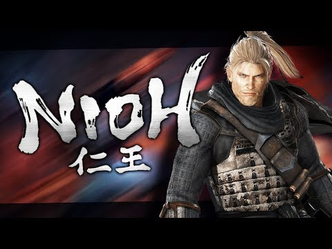 FIGHTING DERRICK (Nioh With Duncan) #AD