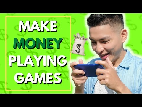 Make Money Playing Games in 2021| Earn Money Online Play Games.