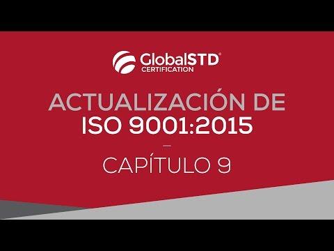 Capítulo 9 de ISO 9001:2015