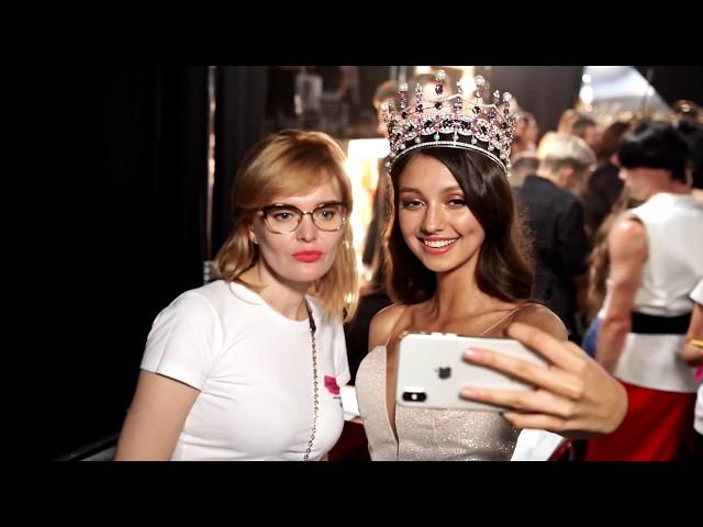 Мисс Украина 2018 Backstage
