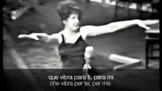 Il Cielo In Una Stanza - Mina - Subtítulos en Español