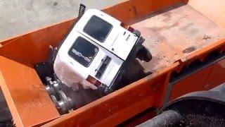 видео Как утилизируют автомобили? Можно ли восстановить утилизированный автомобиль?