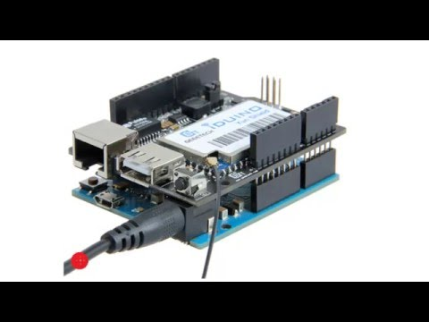 Arduino YUN Shield Setup