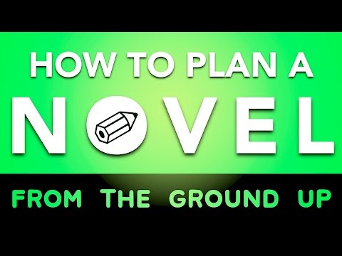 How to Plan a Novel ✐ Complete Workshop