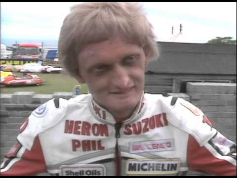 TT F1 1987 - Joey Dunlop, Phil Mellor and Geoff Johnson
