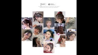 37 styles multi color style retro printed headband hair band spring and summer mori fabric solid