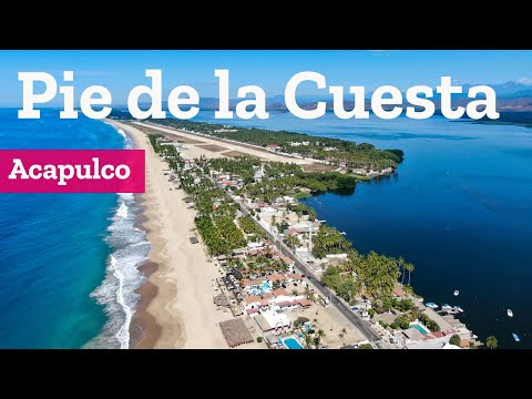 Que hacer en Pie de la Cuesta en Acapulco y la Laguna de Coyuca Guerrero
