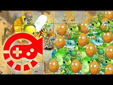 360° Video - Plants vs. Zombies, Dr. Zomboss VR