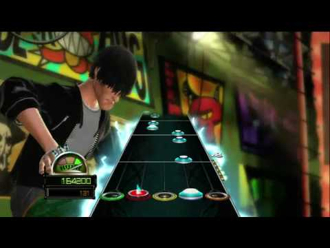 Coldplay - Shiver HD Expert Guitar Hero World Tour