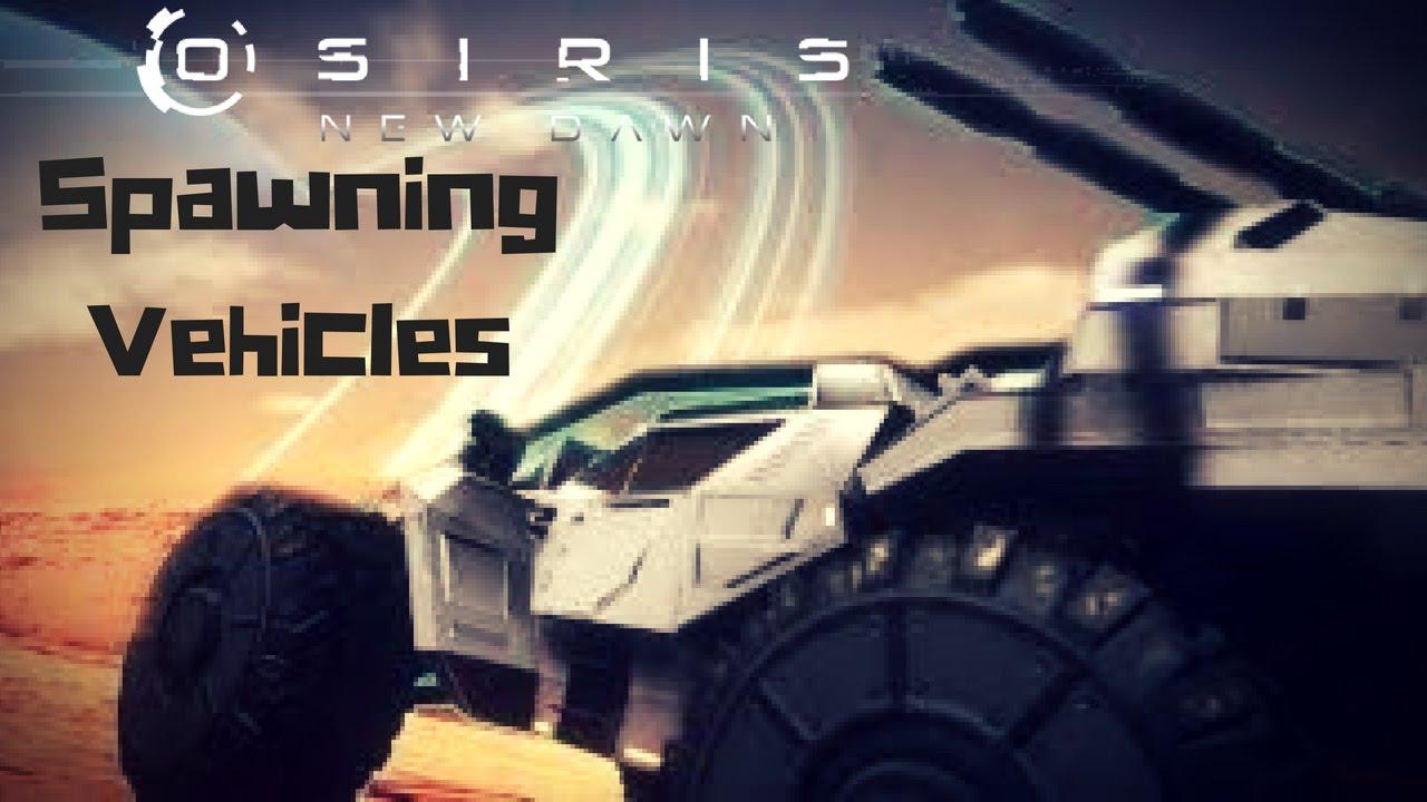osiris new dawn console commands