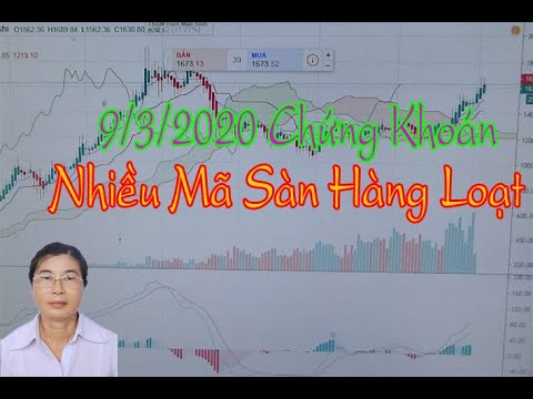 Nhiều Mã sàn hàng loạt | Chứng khoán Việt Nam quá khốc liệt giảm 6% hơn 55 điểm