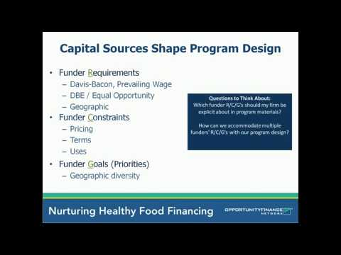 Financing Healthy Food Retail  Program Design and Social Impact Measurement Mobile clip7