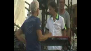 Prove Finale In Viaggio Claudio Baglioni A CiaO Scia 2012