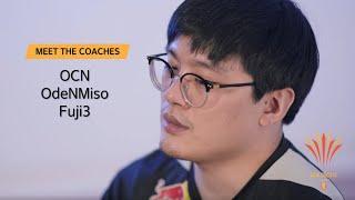Meet The Coaches | APAC 리그 | 레인보우 식스 시즈
