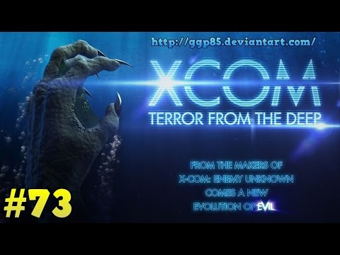 Let's play X-COM Terror from the Deep [73] Thermal Shock Launcher