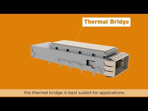 Thermal Bridge Technology for I/O Applications
