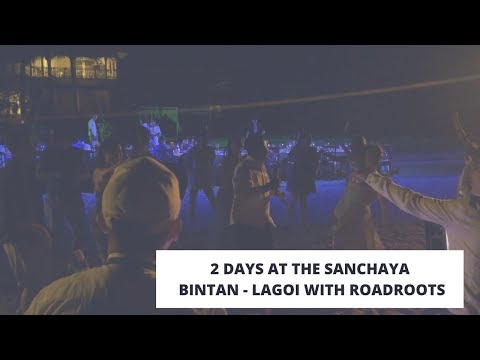 PRIVATE GATHERING THE SANCHAYA RESORT BINTAN WITH ROADROOTS BAND VLOG #004