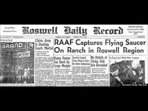 Roswell UFO Not From Earth. There Were ET Cadavers: Ex-CIA Agent Says. Also New Scams