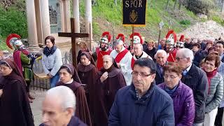 Via Crucis al Santuari del Sant Crist Balaguer