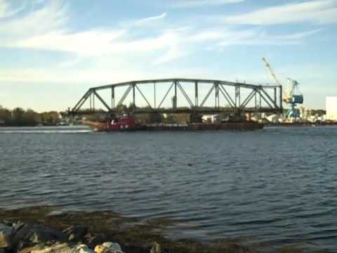 Portsmouth NH Memorial Bridge | Portsmouth New Hampshire | Portsmouth NH Seacoast Travel Video