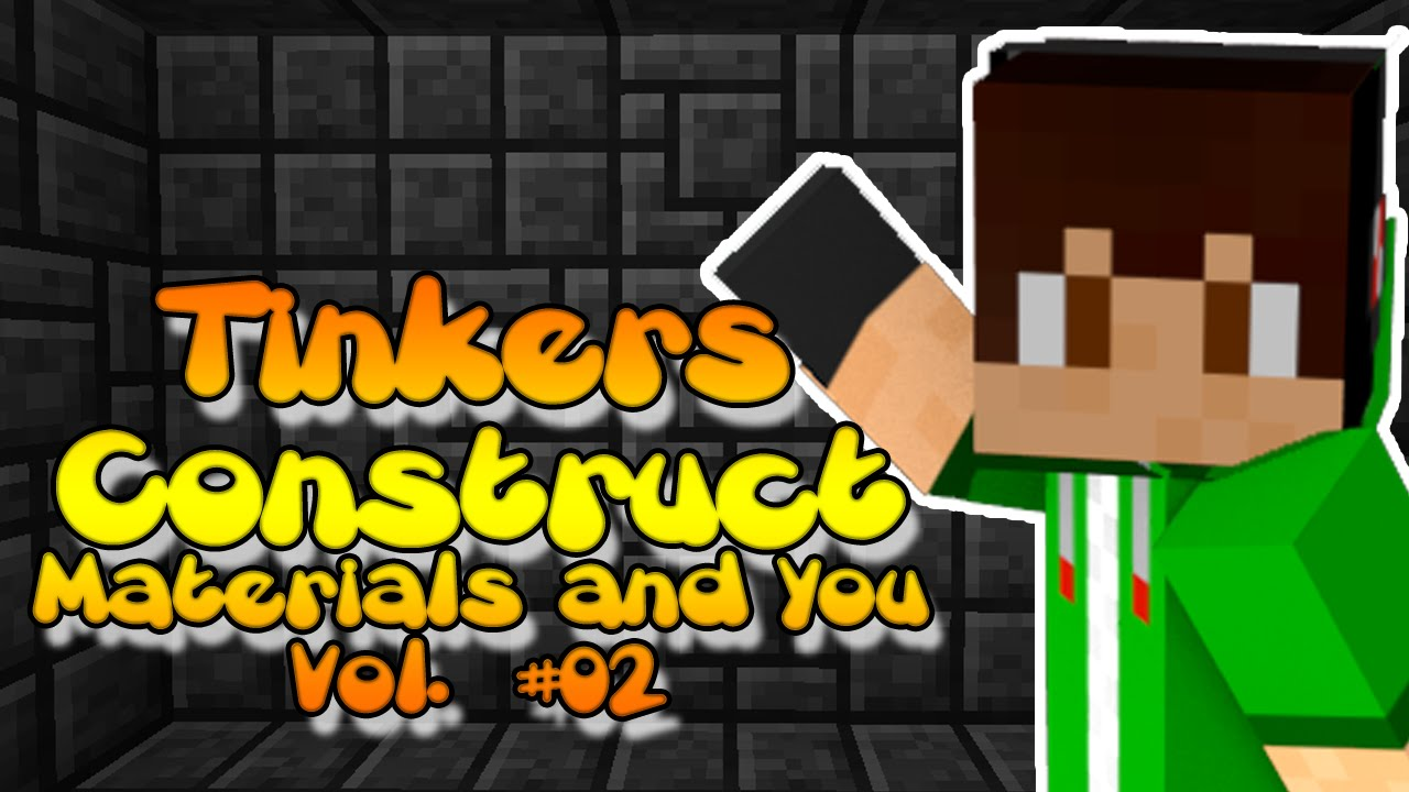 how to add xp tinkers construct tools