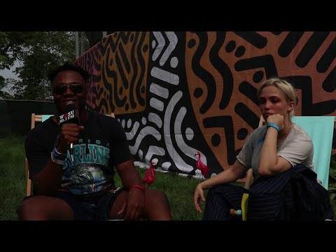 Suzi Wu Interview @ GovBall 2019
