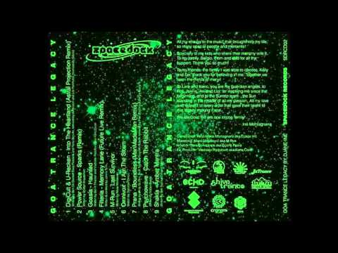 VA GOA TRANCE LEGACY compiled by DJ INE & mixed by DJ ARAKI (Spacedock Records)