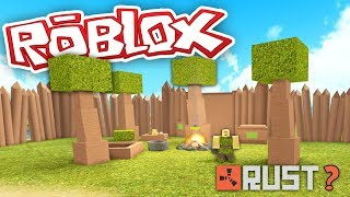 RUST V ROBLOXU?? | Roblox #44 | HouseBox