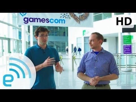 Gamescom Welcome Vid with Joystiq | Engadget