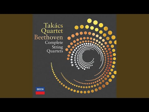 Beethoven: String Quartet No.5 In A, Op.18 No.5 - 3. Andante Cantabile