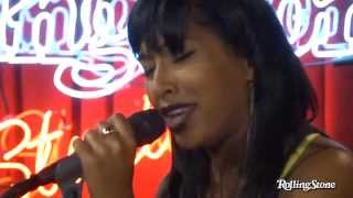 Melanie Fiona - Wrong Side Of A Love Song (Live for Rolling Stone)