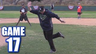 I DO SOME BALLET DANCING! | On-Season Softball League | Game 17
