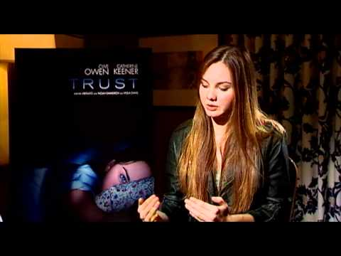 Liana Liberato discusses her new film, 'Trust'