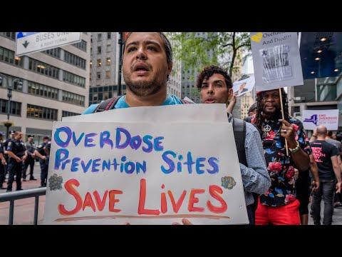 Baltimore Explores Safe Consumption Sites