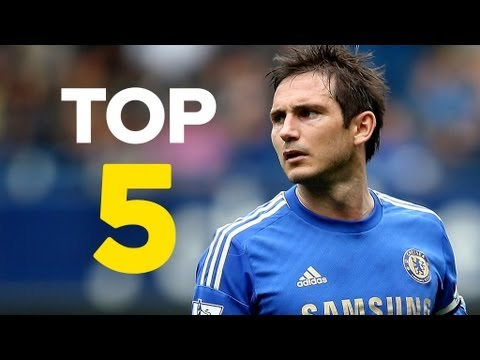 Top 5 All-Time Premier League Scorers