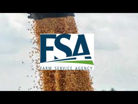 USDA Farm Service Agency PSA