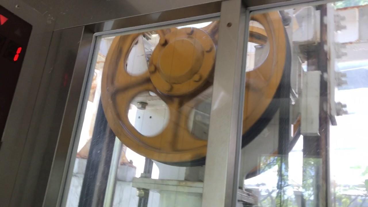 長崎原爆資料館周辺のエレベーター 2 - YouTube