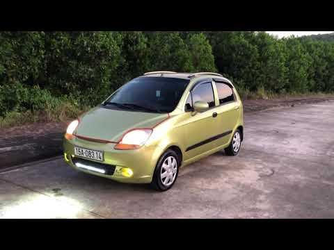 Bán xe ô tô cũ spark đời 2008 giá 75tr 0972277335