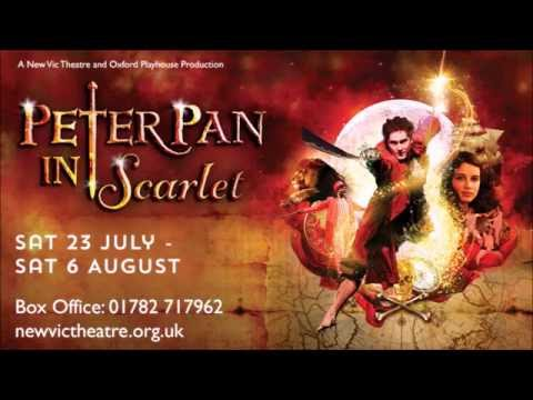 New Vic Theatre_Peter Pan in Scarlet interview