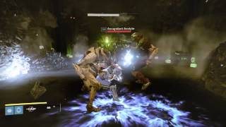 Destiny - A Sword Reforged Quest - How to Get 100% Arc ability kills