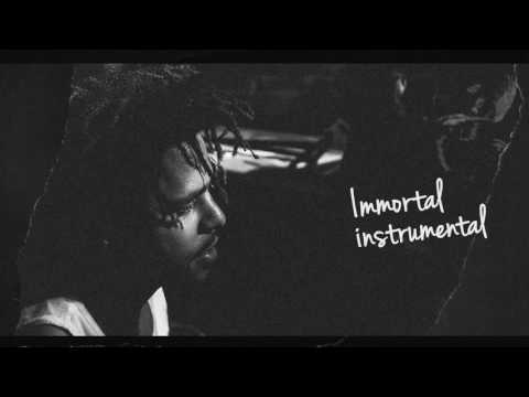 J. Cole - Immortal (Full Instrumental)