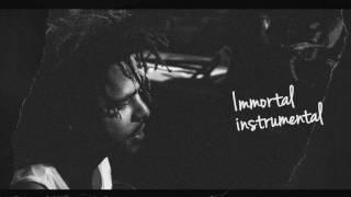 J. Cole - Immortal (Instrumental Remake)