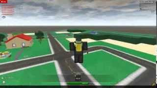 What the ROBLOX 2010 default place looks like