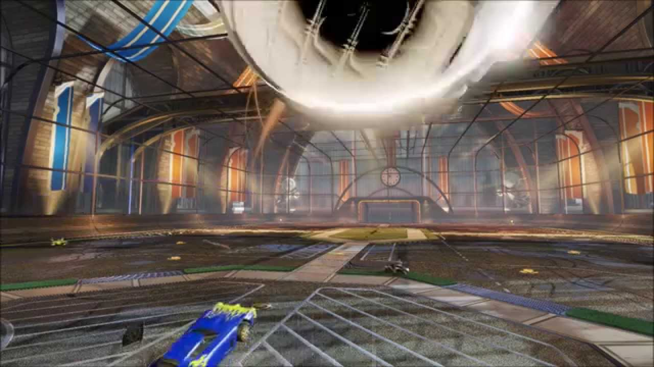 Squishy Muffinz Ps4 : Rocket League Crazy Aerial Goal From Aerial Pass - YouTube