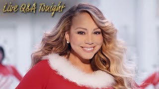 Live Q&A: All I Want For Christmas Is You Worldwide Premiere