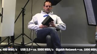 Quick Tipp - Datensicherung und NAS Laufwerke