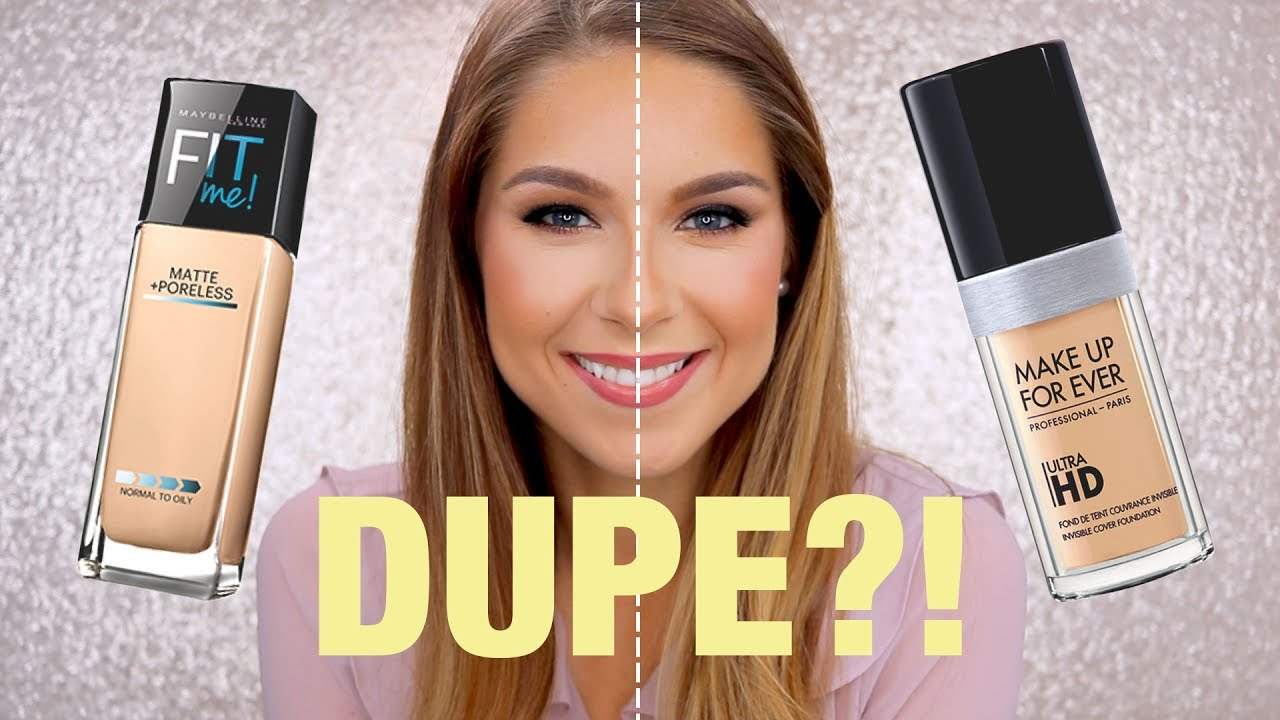 $6 MAKE UP FOR EVER HD FOUNDATION DUPE