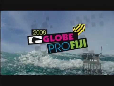 Globe Pro Fiji 2008 Surf DVD Trailer