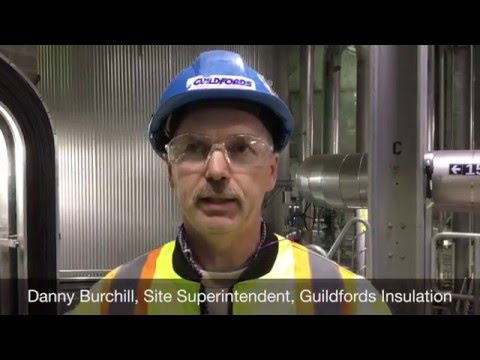 Guildfords Pulp Mill Contractor